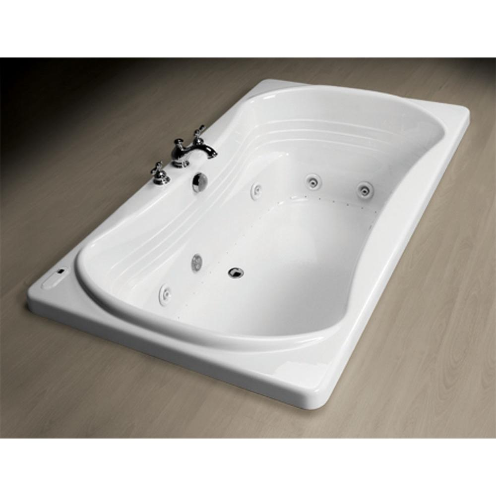Oasis Drop In Soaking Tubs item HG-480 BON/6J SNK