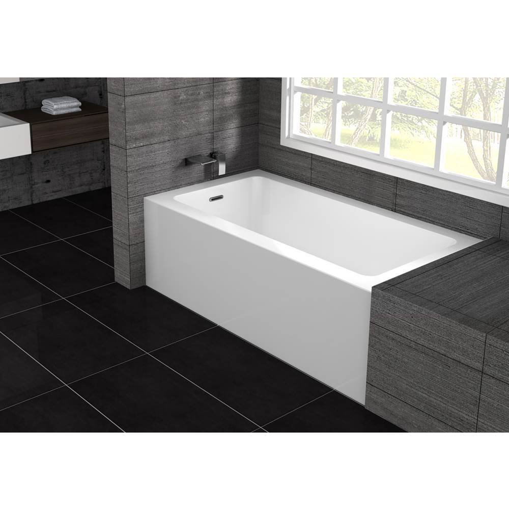 Oceania Baths Three Wall Alcove Soaking Tubs item PU6030R01