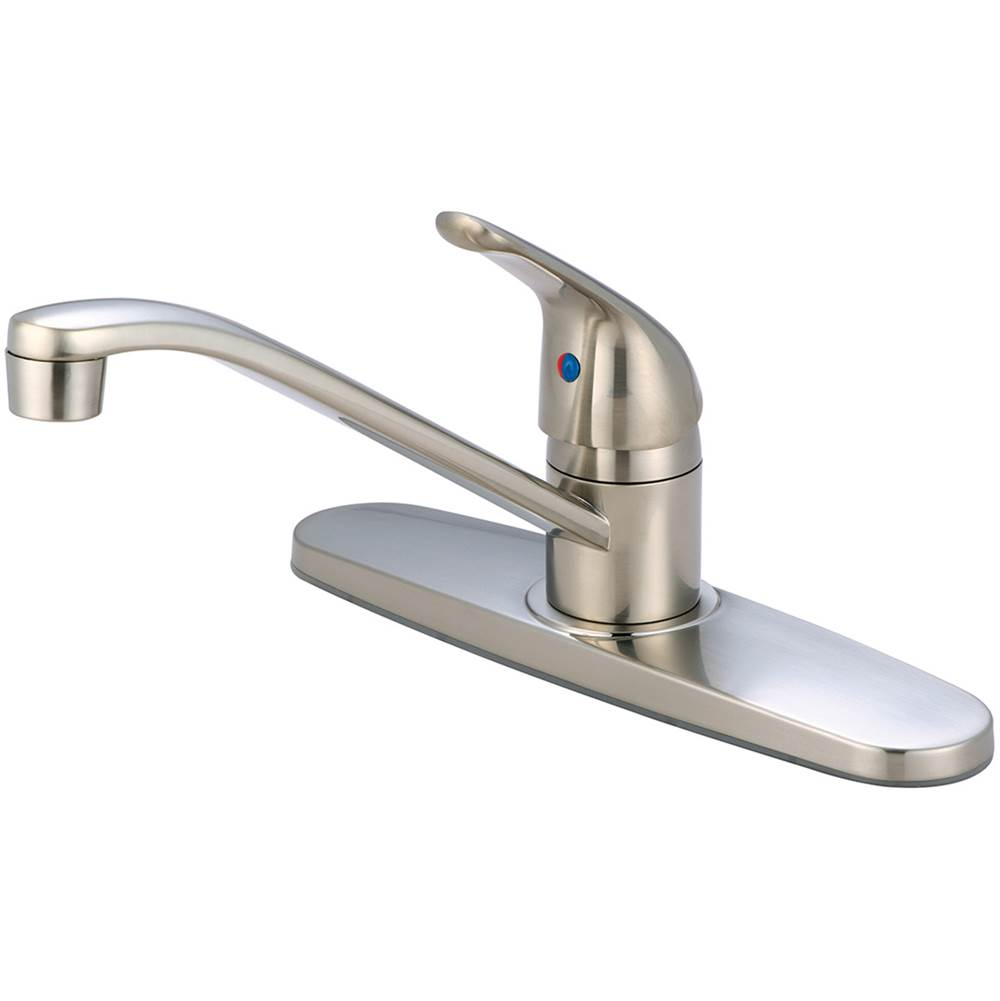Olympia Deck Mount Kitchen Faucets item K-4160-BN