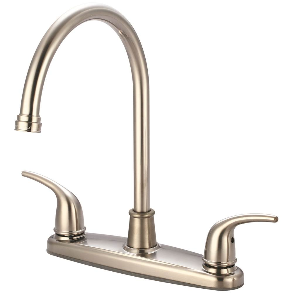 Olympia Deck Mount Kitchen Faucets item K-5370-BN
