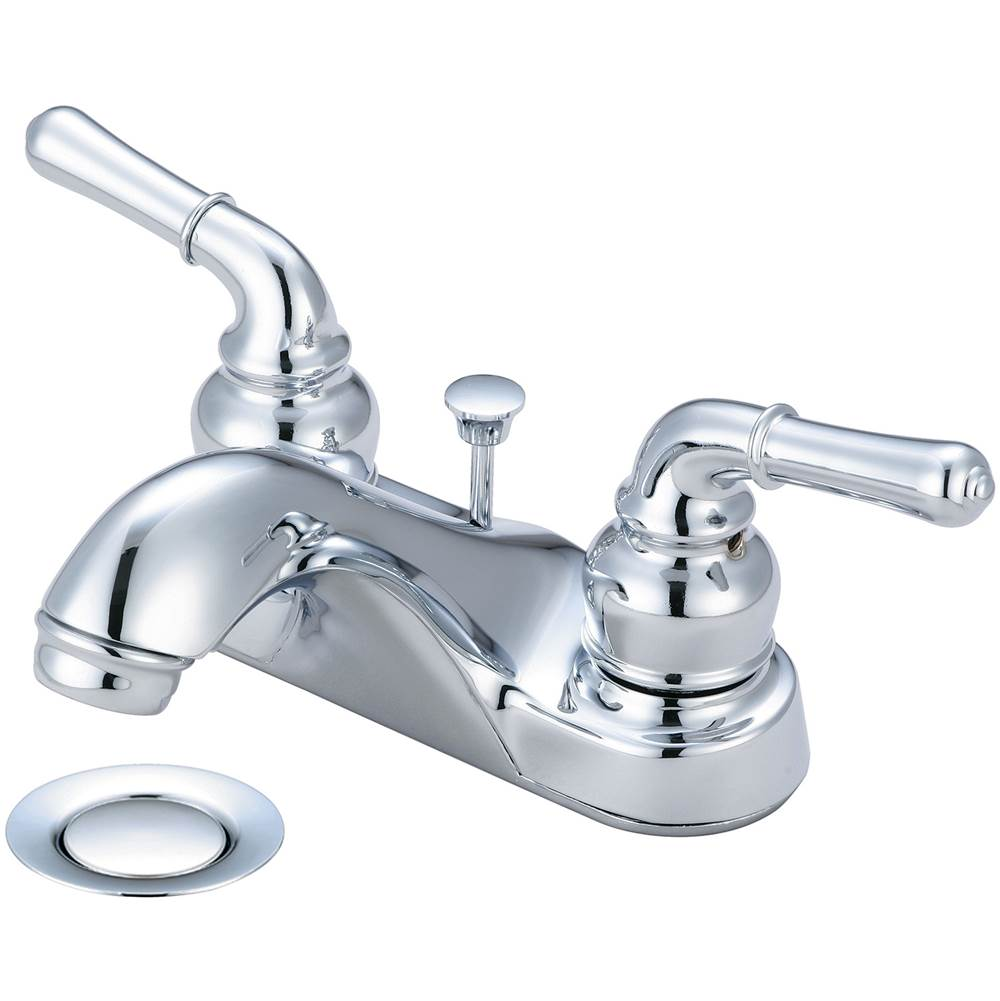 Olympia Centerset Bathroom Sink Faucets item L-7242B