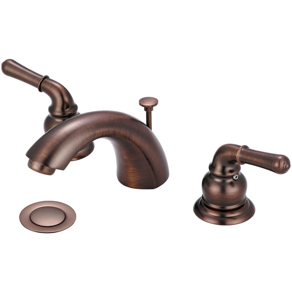 Olympia Widespread Bathroom Sink Faucets item L-7332-ORB
