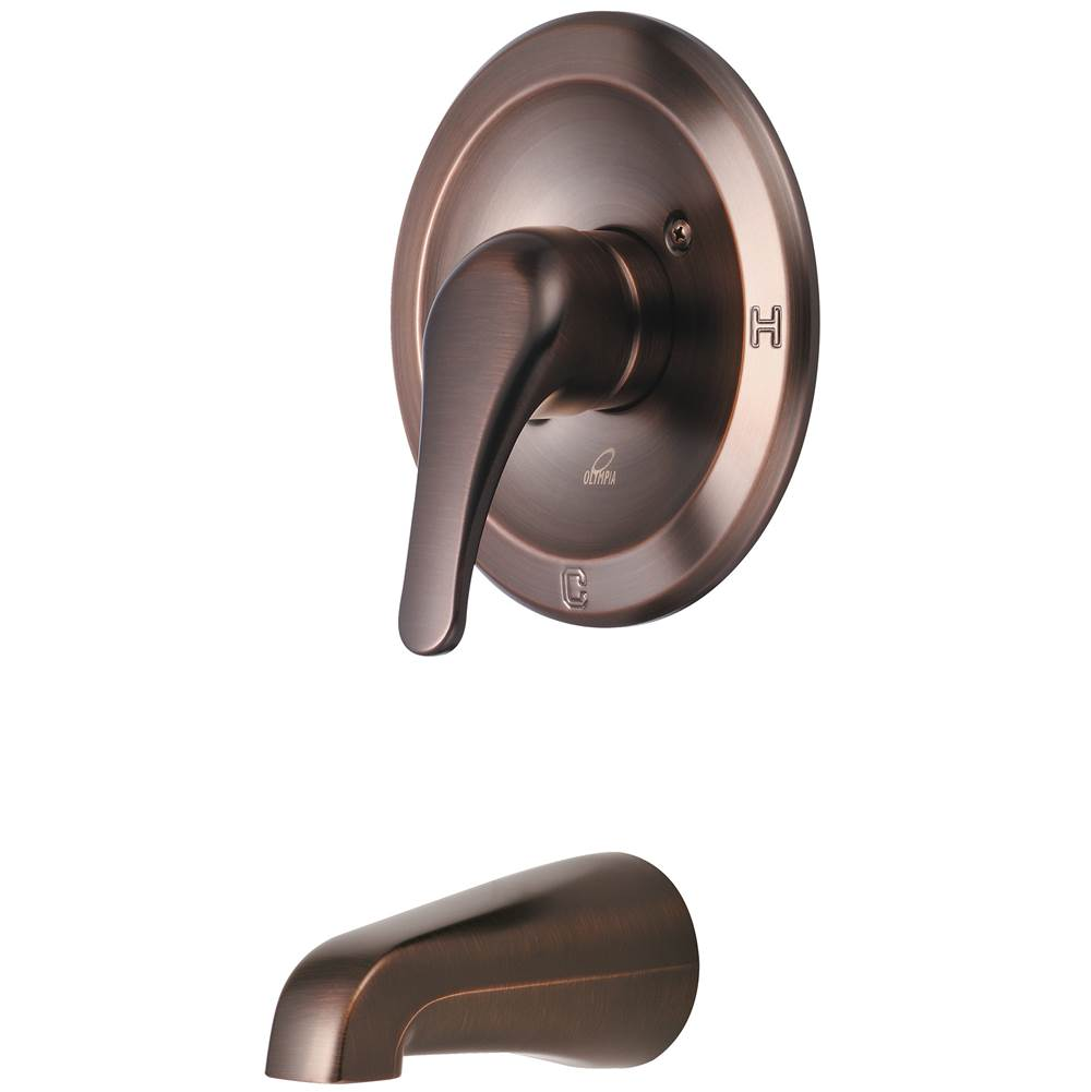 Olympia Wall Mount Tub Fillers item P-2301T-ORB