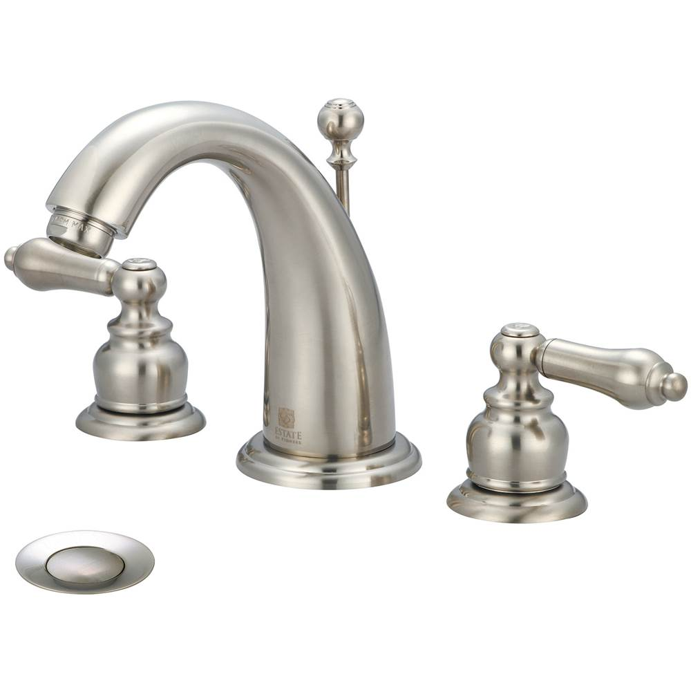 Pioneer Widespread Bathroom Sink Faucets item 3BR400-BN