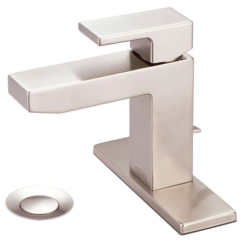 Pioneer Single Hole Bathroom Sink Faucets item 3MO160-WD-BN