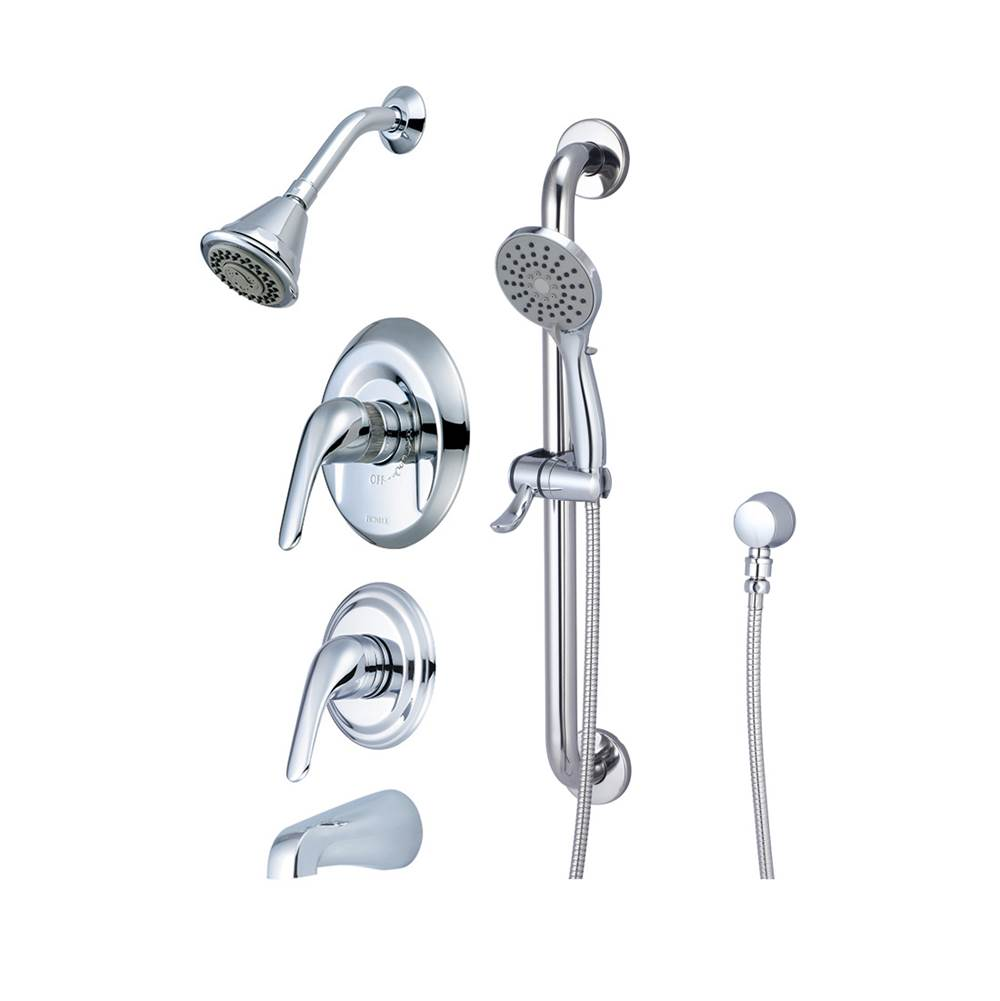 Pioneer  Tub And Shower Faucets item 4LG100T-ADA
