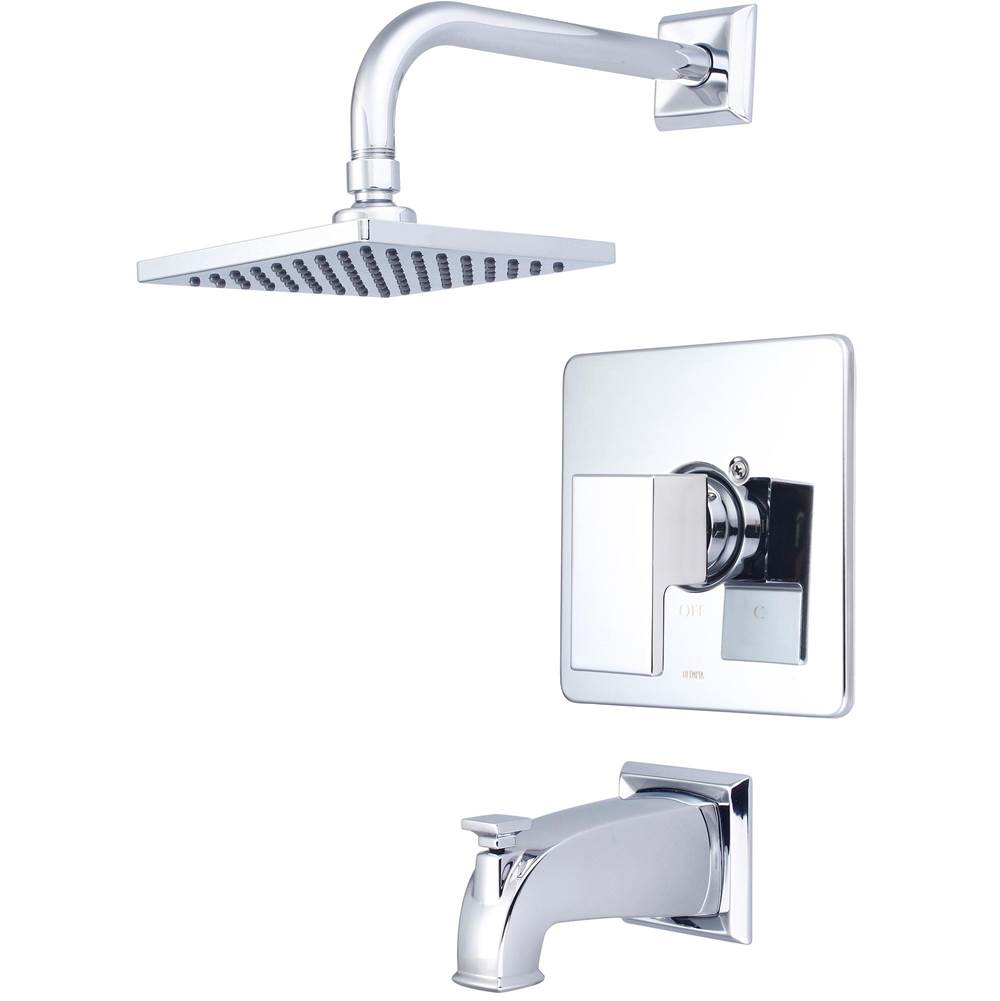 Pioneer  Tub And Shower Faucets item 4MO100T