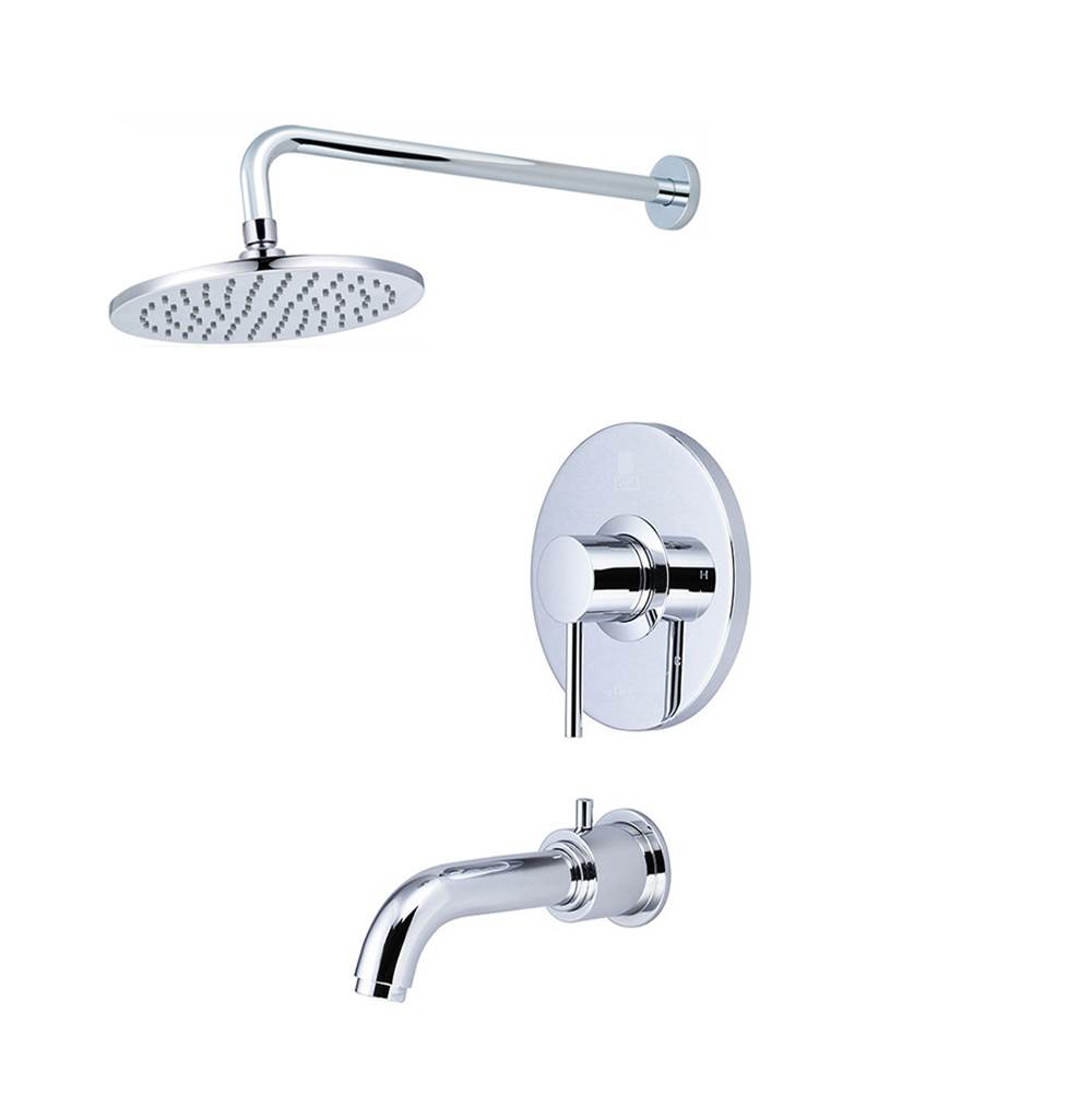 Pioneer  Tub And Shower Faucets item 4MT115T