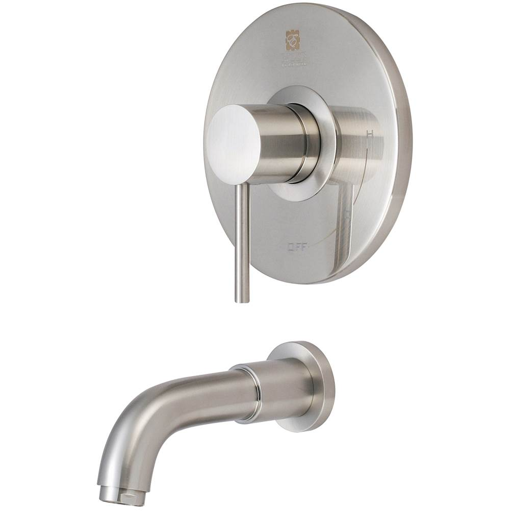 Pioneer Wall Mount Tub Fillers item 4MT200T-BN
