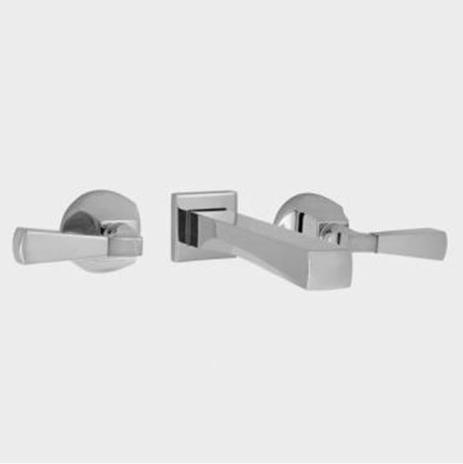 Sigma Wall Mounted Bathroom Sink Faucets item 1.196007T.G4