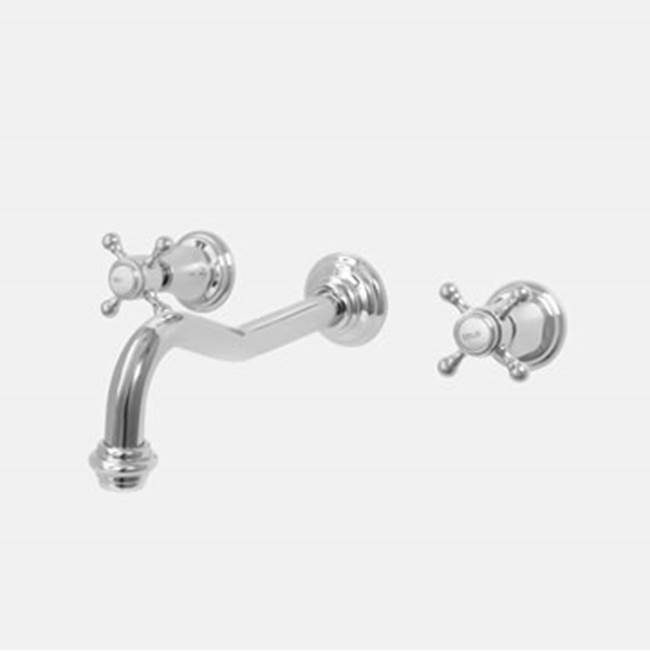 Sigma Wall Mounted Bathroom Sink Faucets item 1.355507T.G2