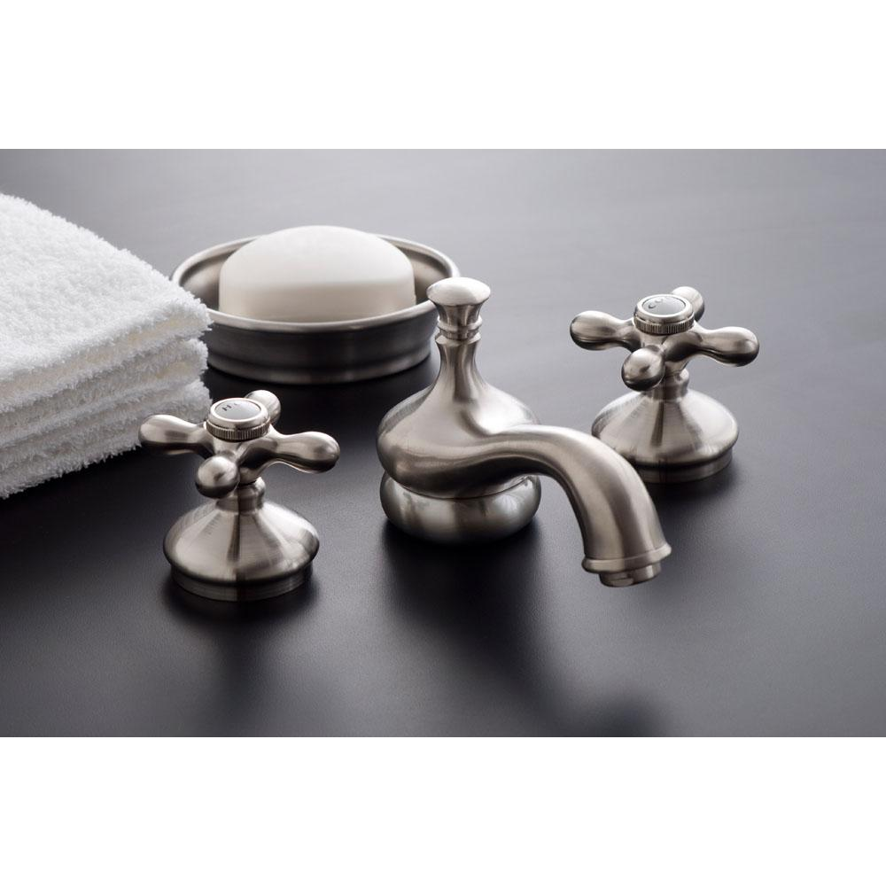Sign Of The Crab Widespread Bathroom Sink Faucets item P0140Z