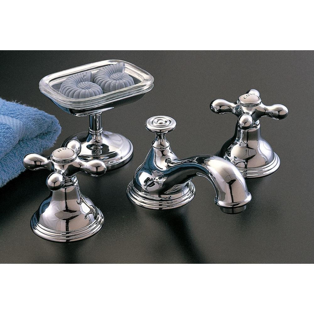Sign Of The Crab Widespread Bathroom Sink Faucets item P0345S
