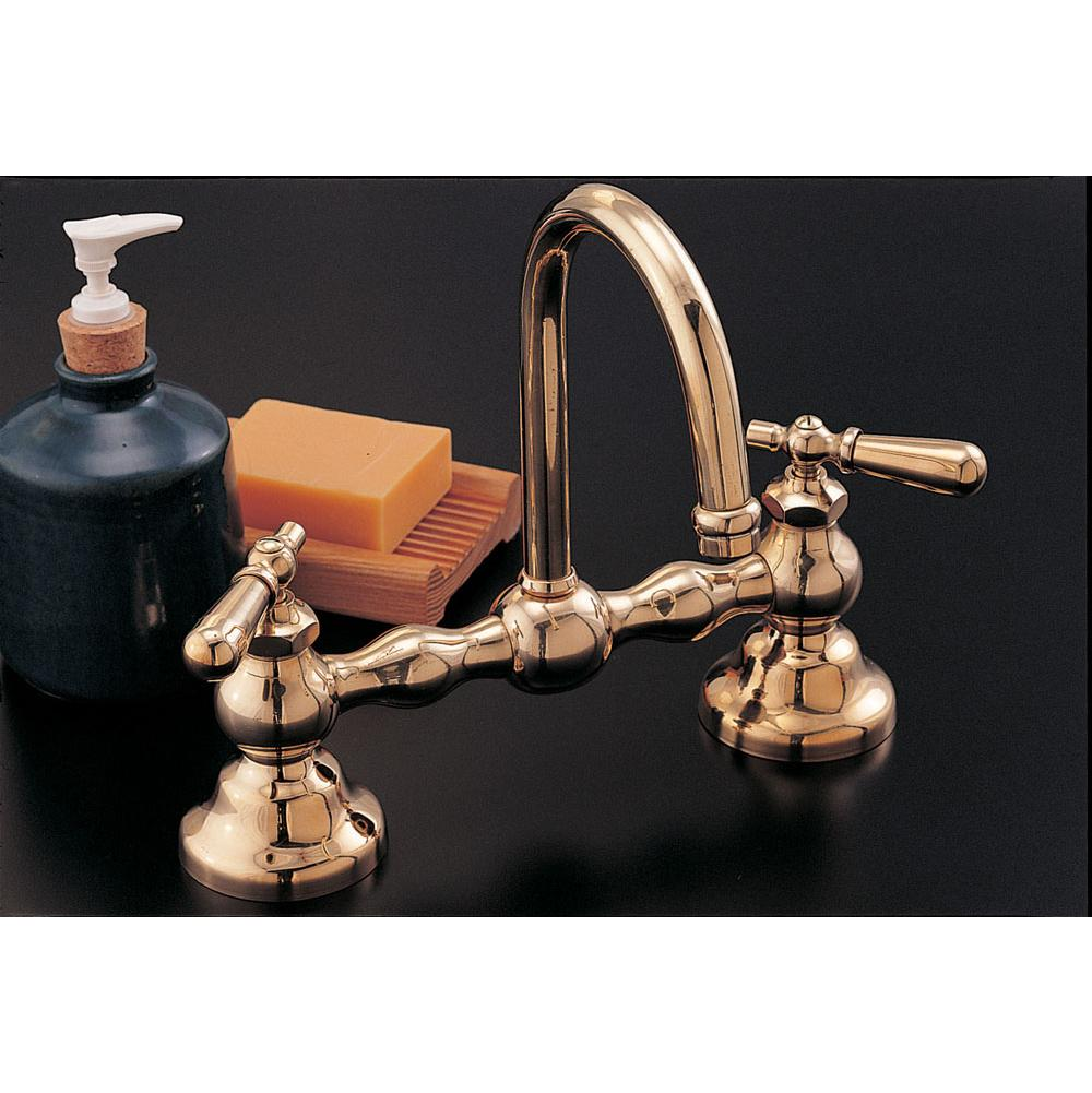 Sign Of The Crab Bridge Bathroom Sink Faucets item P0557-8C