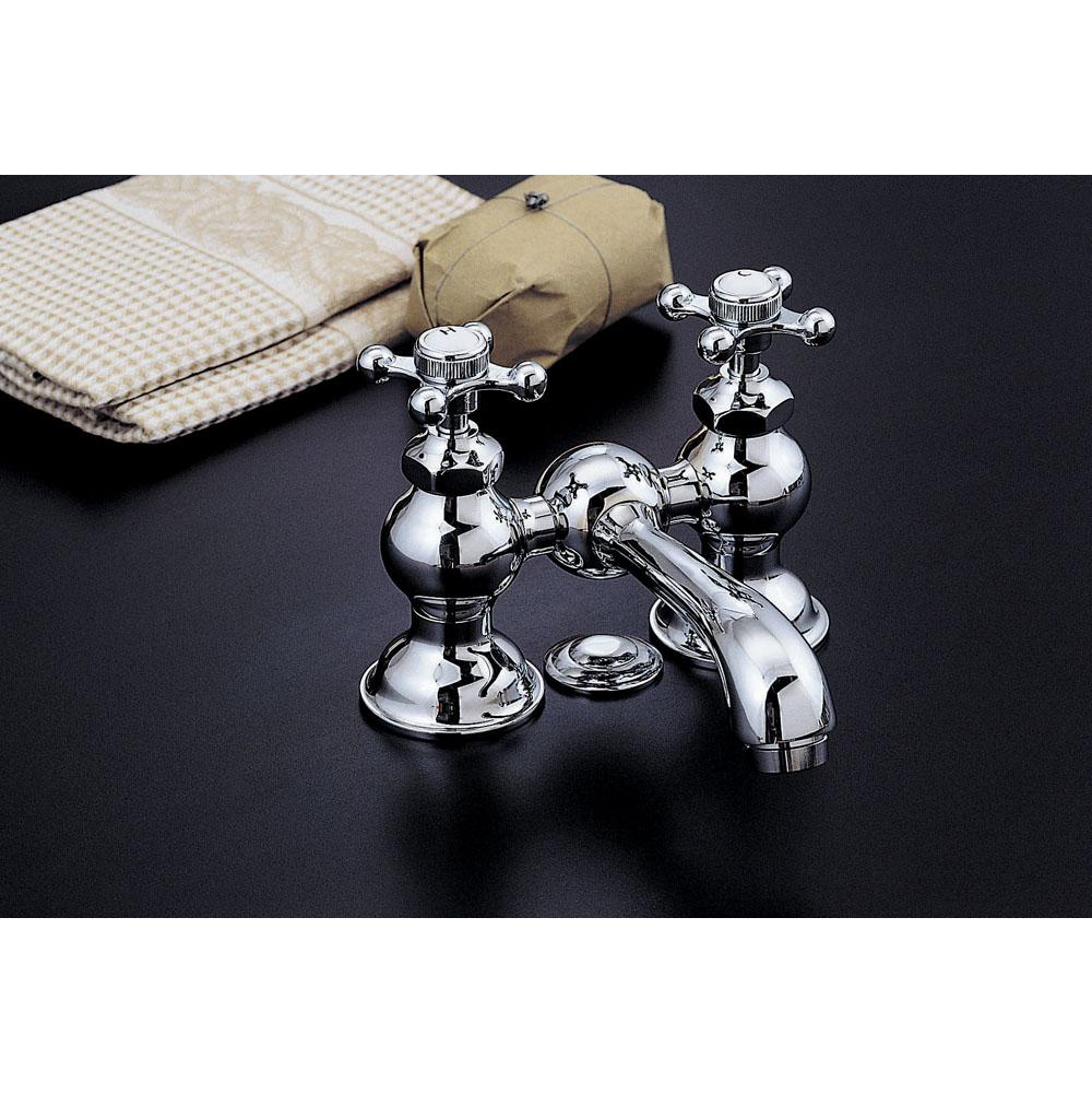 Sign Of The Crab Bridge Bathroom Sink Faucets item P0630S