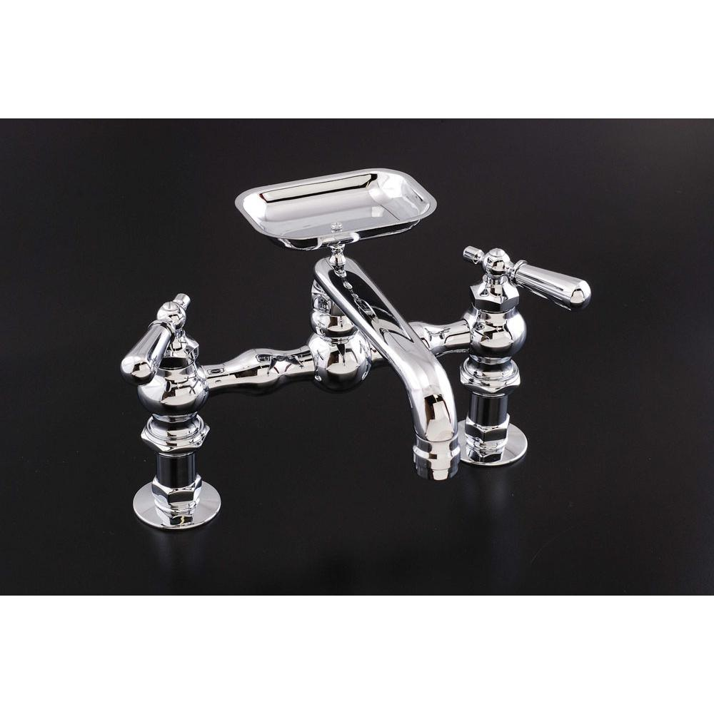 Sign Of The Crab Bridge Kitchen Faucets item P0887C