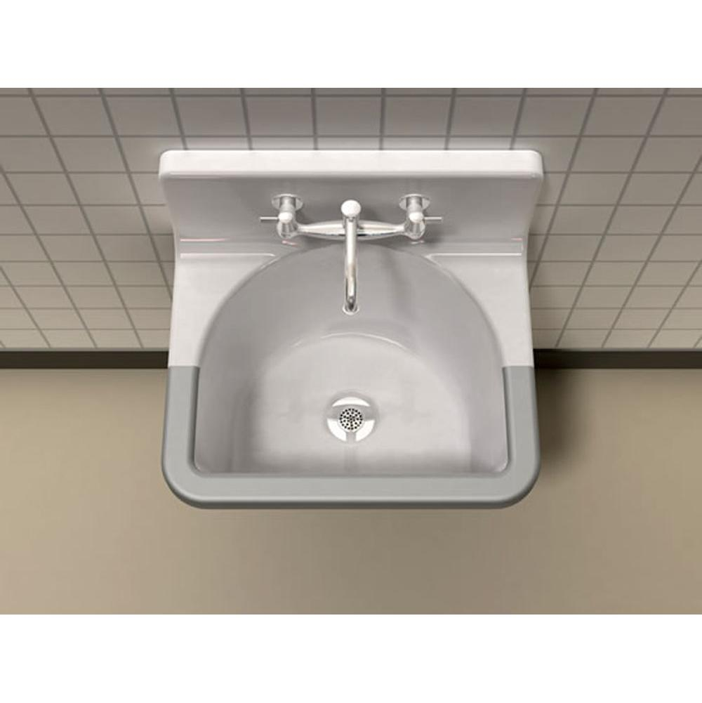 Song Wall Mount Laundry And Utility Sinks item S-7032-2-65
