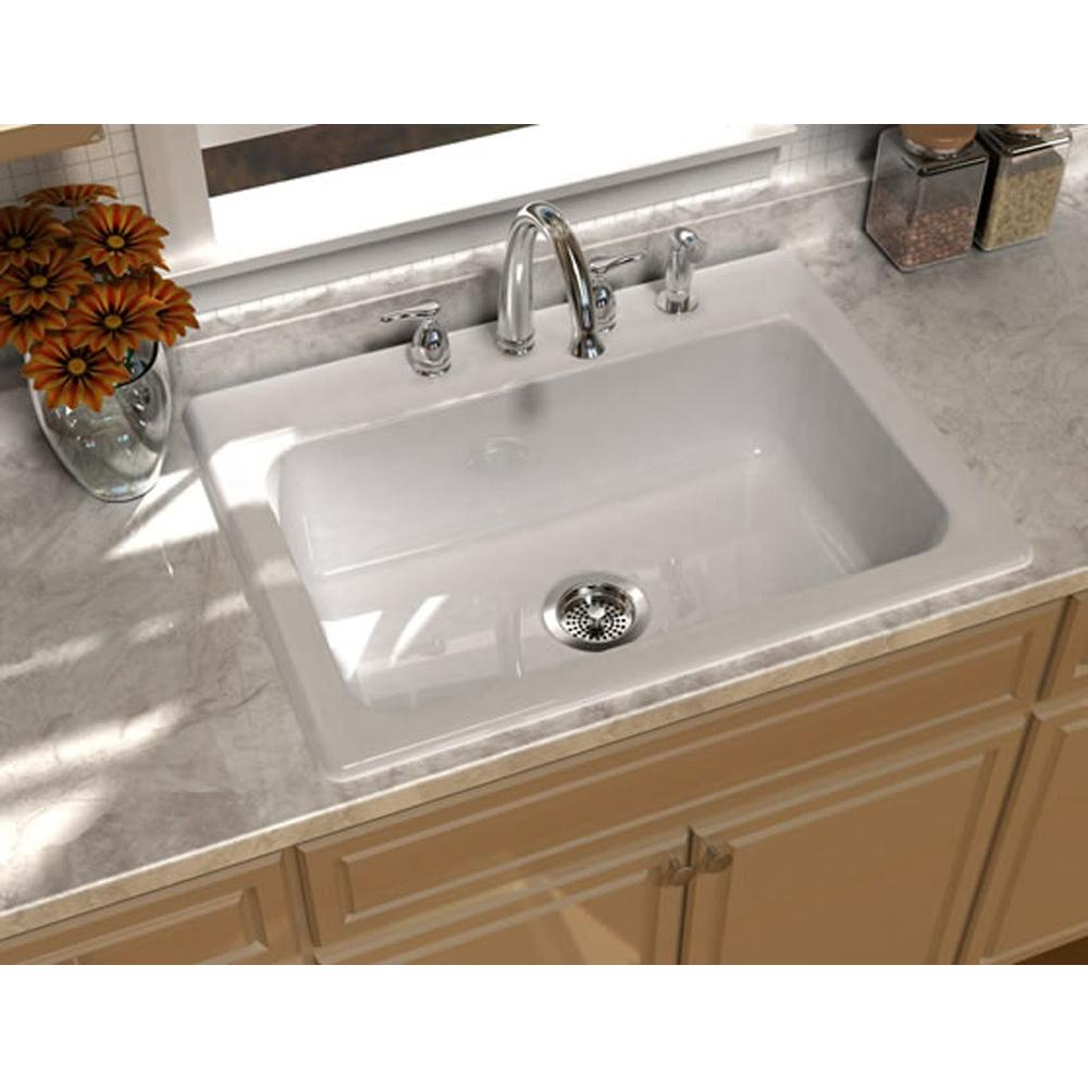 Song Drop In Kitchen Sinks item S-8410-4-51