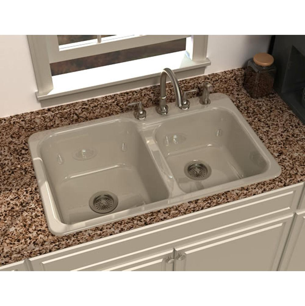Song Drop In Kitchen Sinks item S-8440-4-65