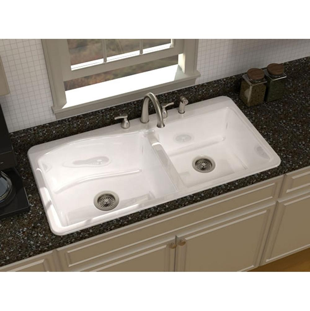 Song Drop In Kitchen Sinks item S-8640-2-51