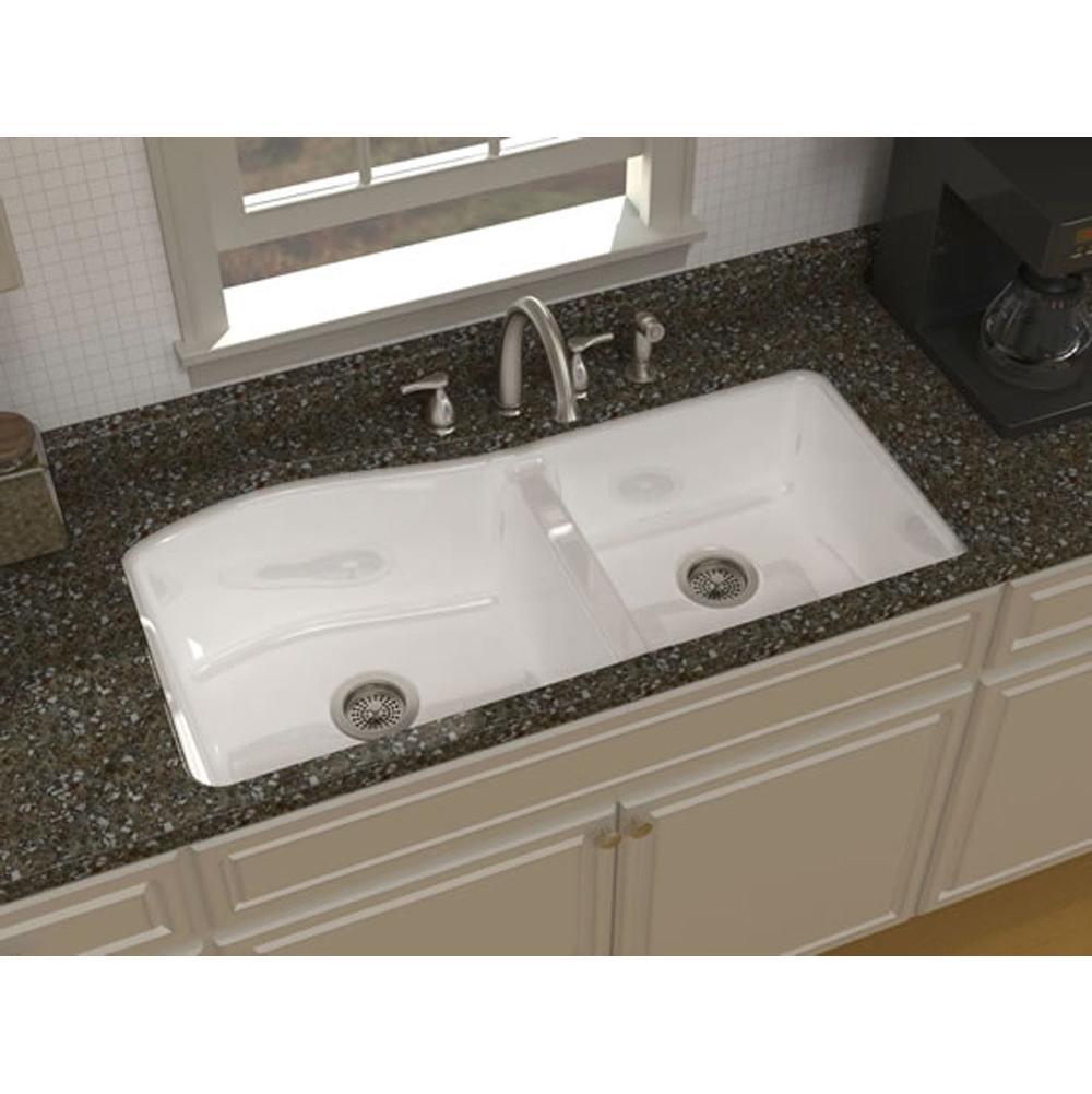 Song Undermount Kitchen Sinks item S-8640-5U-61