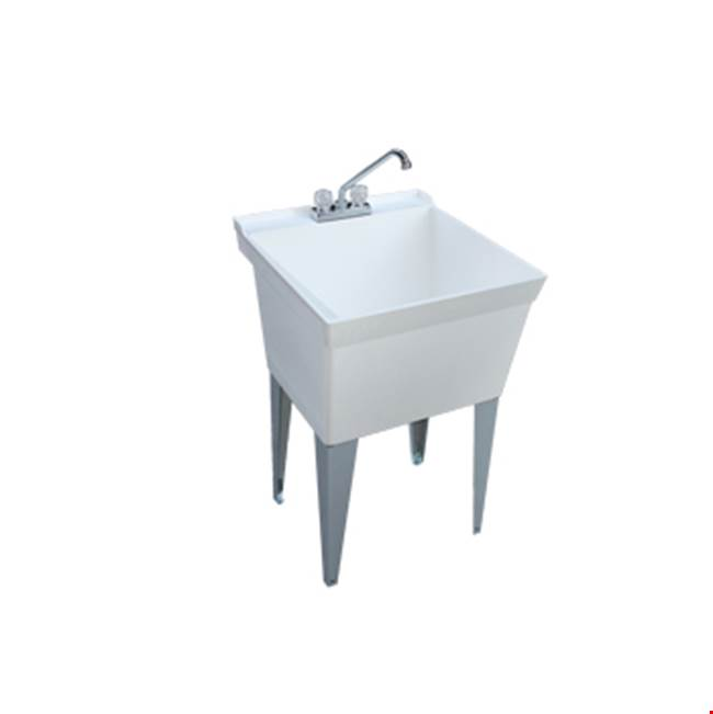 Swan Console Laundry And Utility Sinks item MF0000FM.001