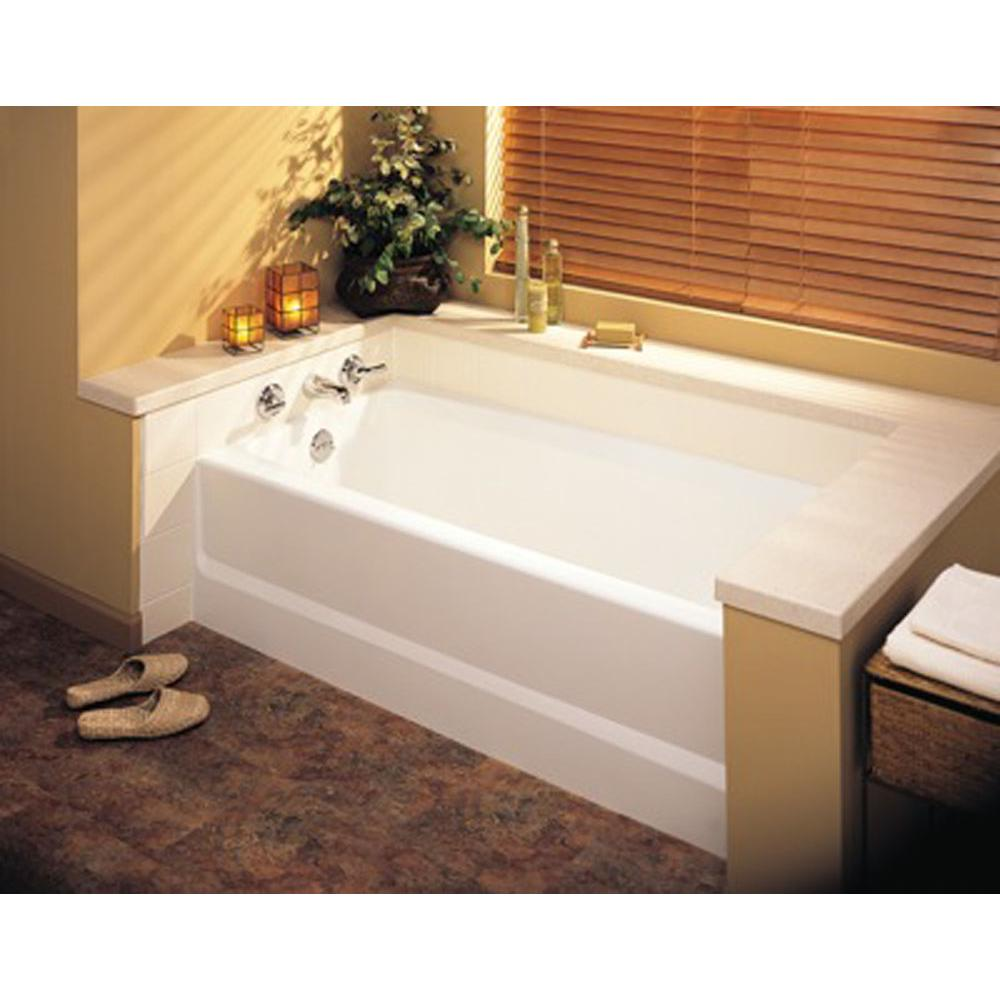 Swan Three Wall Alcove Soaking Tubs item BT03060LD.010