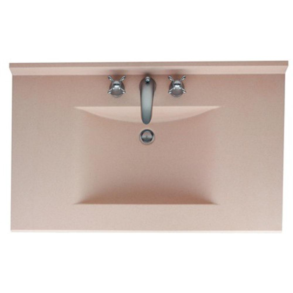 Swan Vanity Tops Vanities item CV02225.037