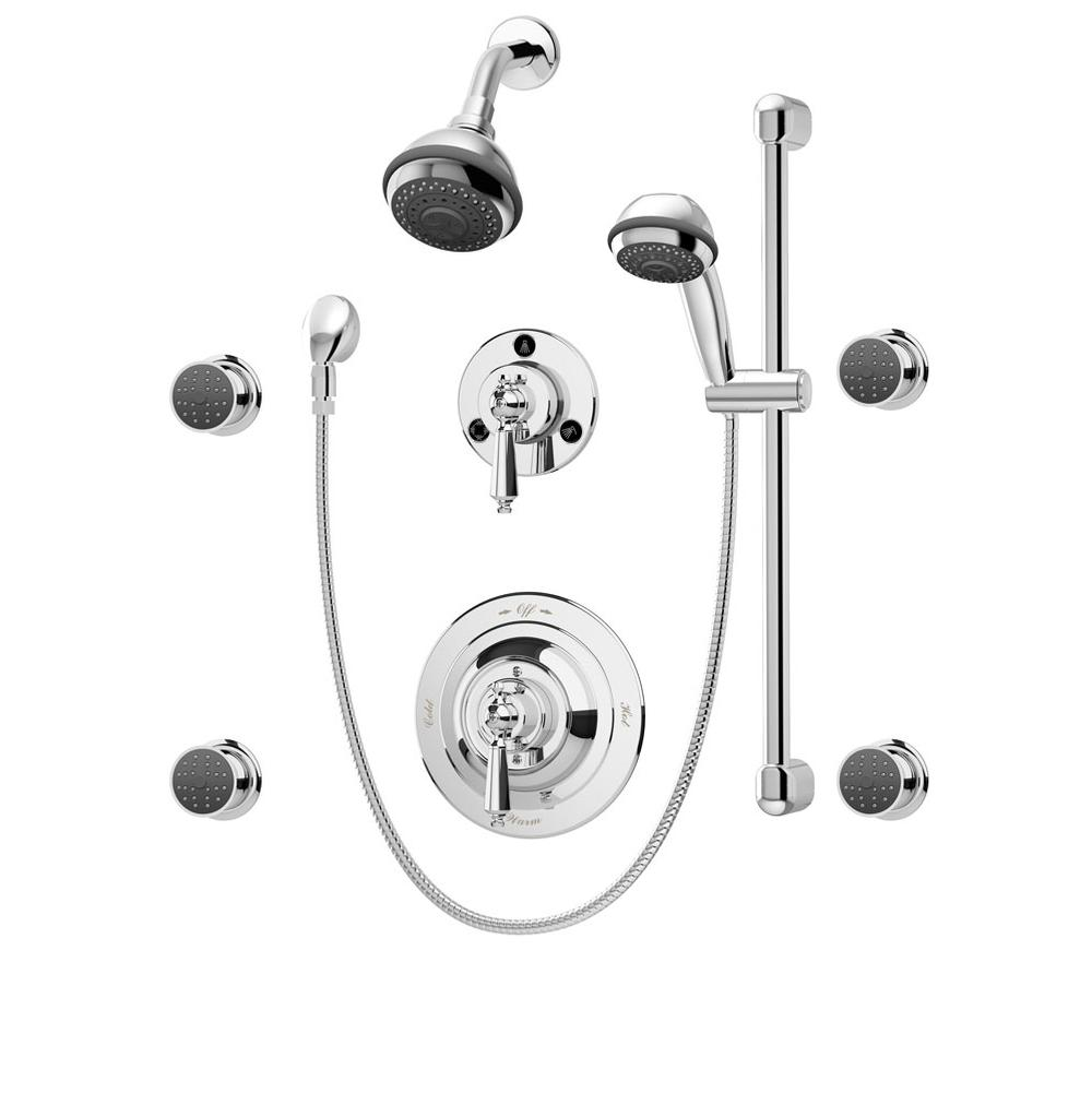 Symmons Complete Systems Shower Systems item 1-7470-STN-X