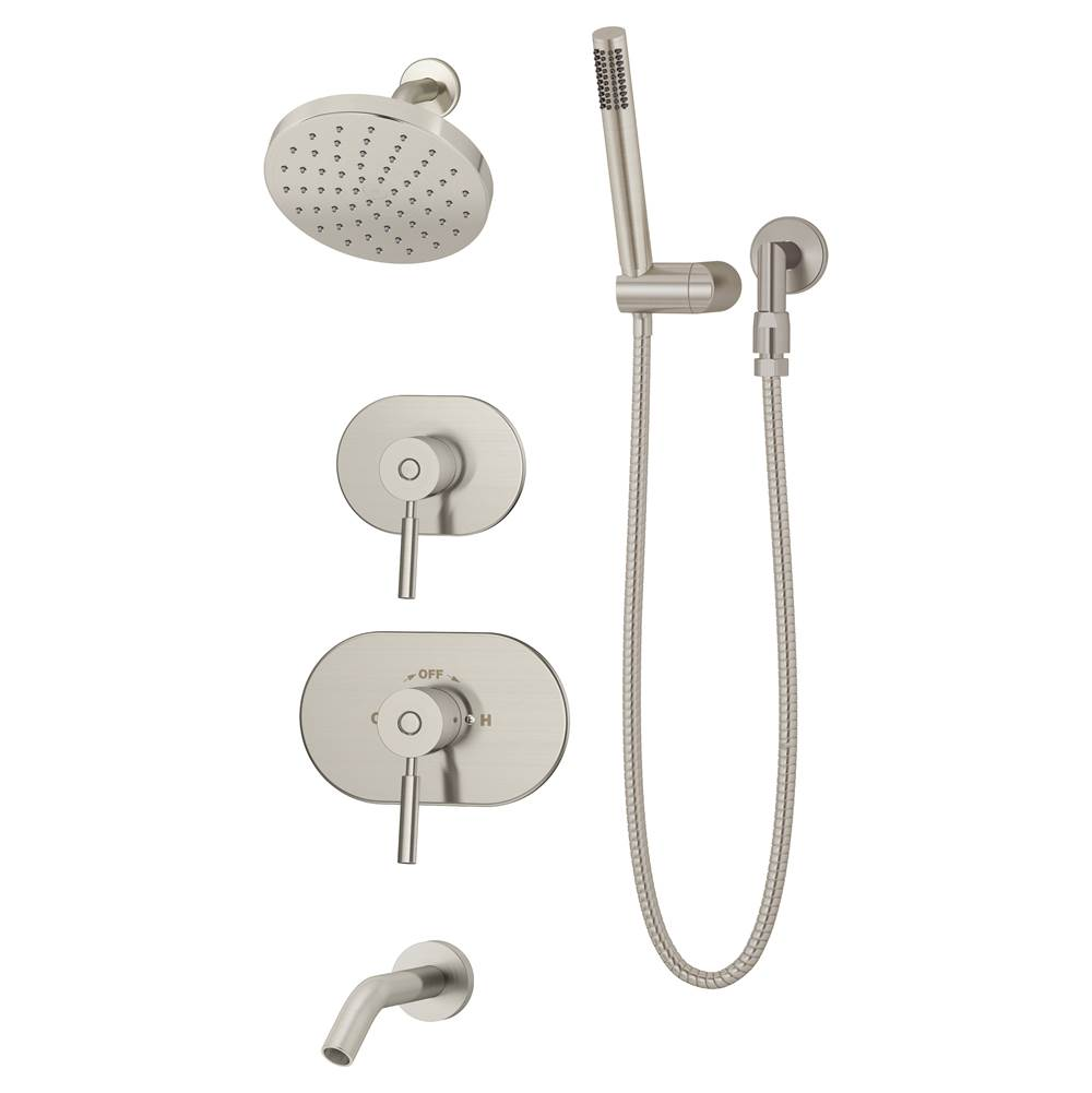 Symmons Complete Systems Shower Systems item 4306-STN