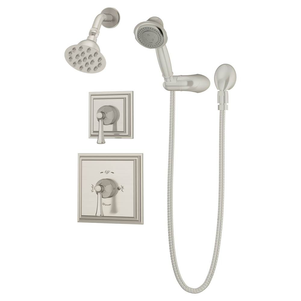 Symmons  Tub And Shower Faucets item 4505-STN