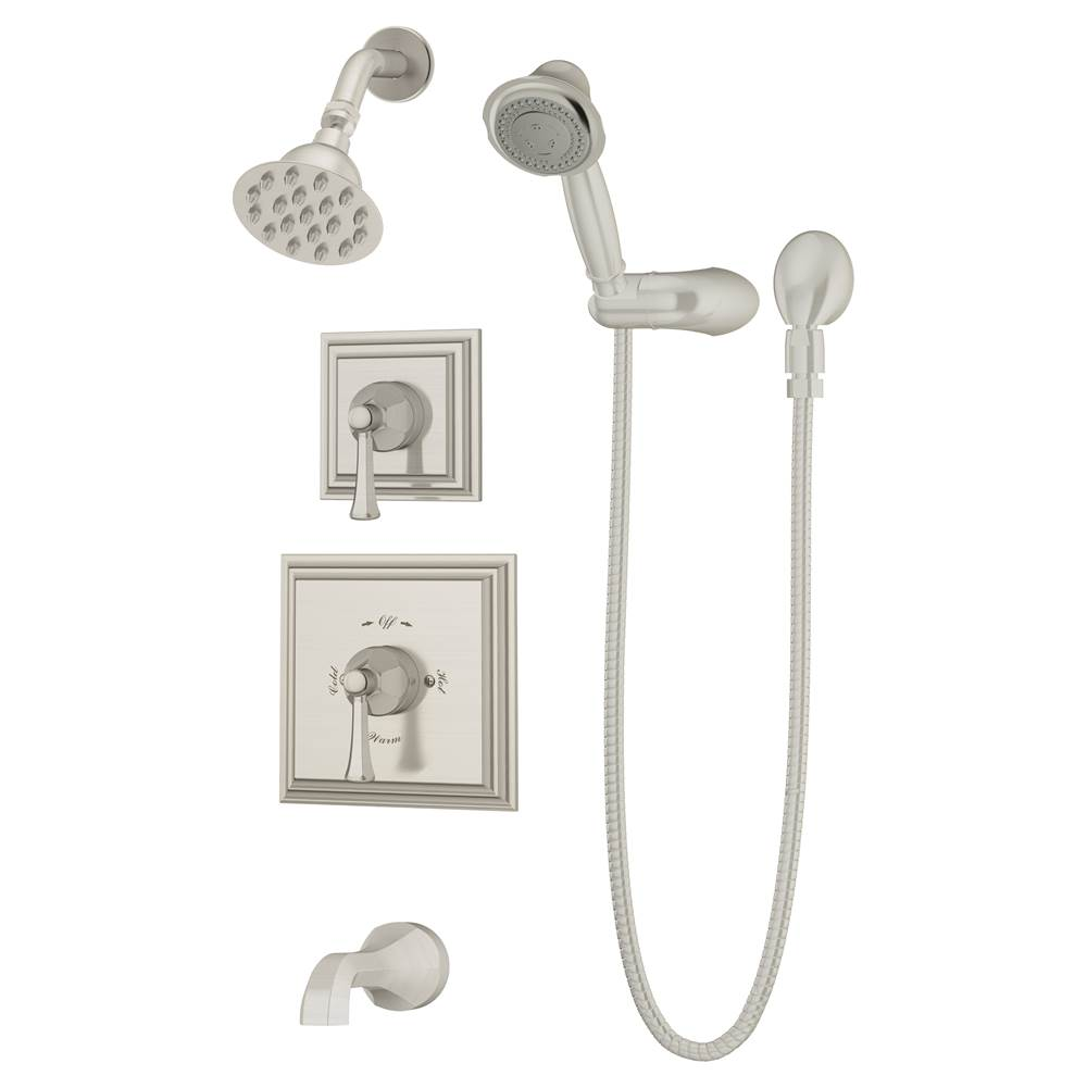 Symmons Complete Systems Shower Systems item 4506-X