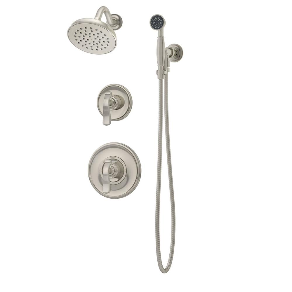 Symmons  Tub And Shower Faucets item 5105-STN-IPS-X
