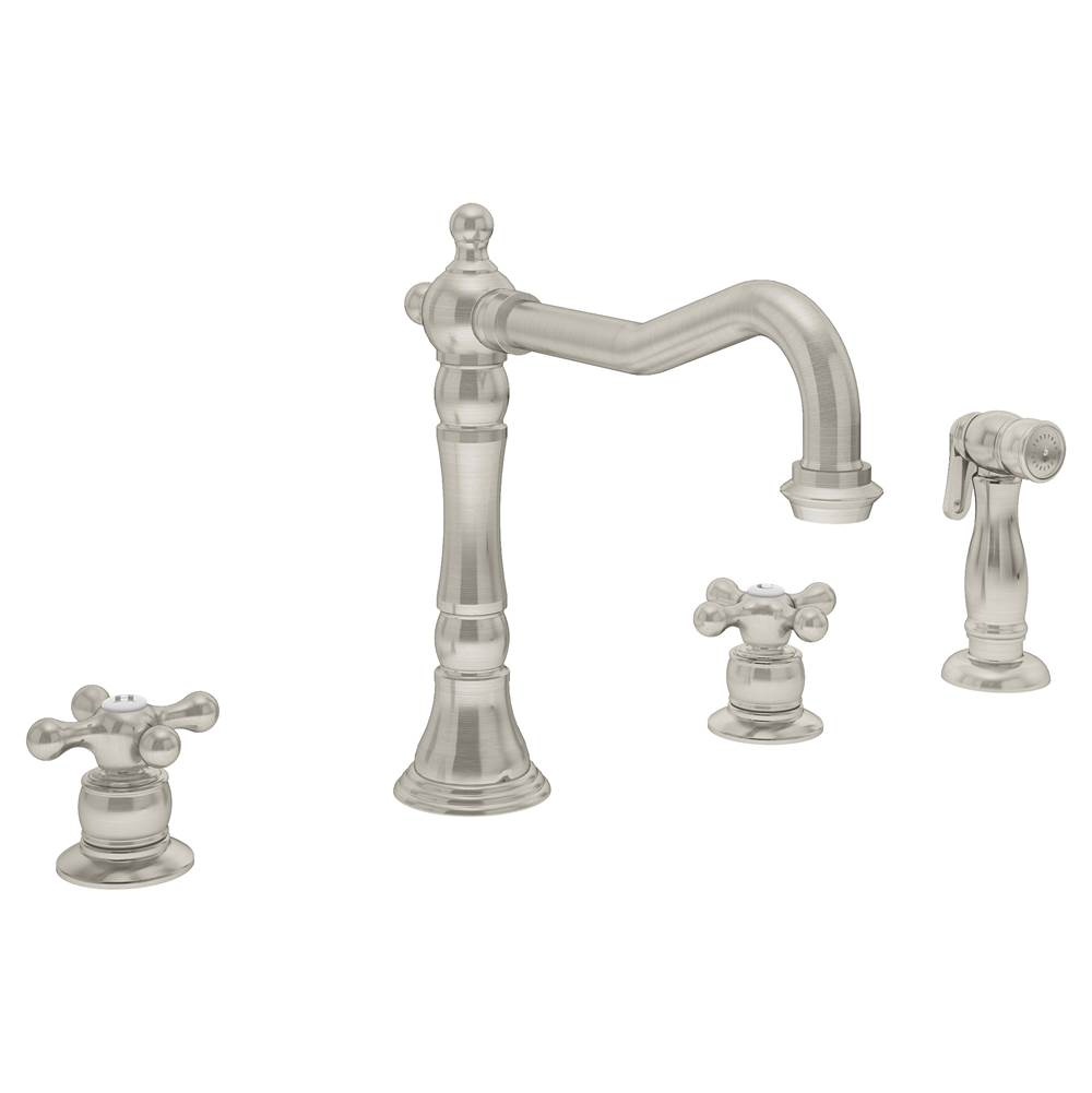 Symmons Deck Mount Kitchen Faucets item S-2650-2-STN