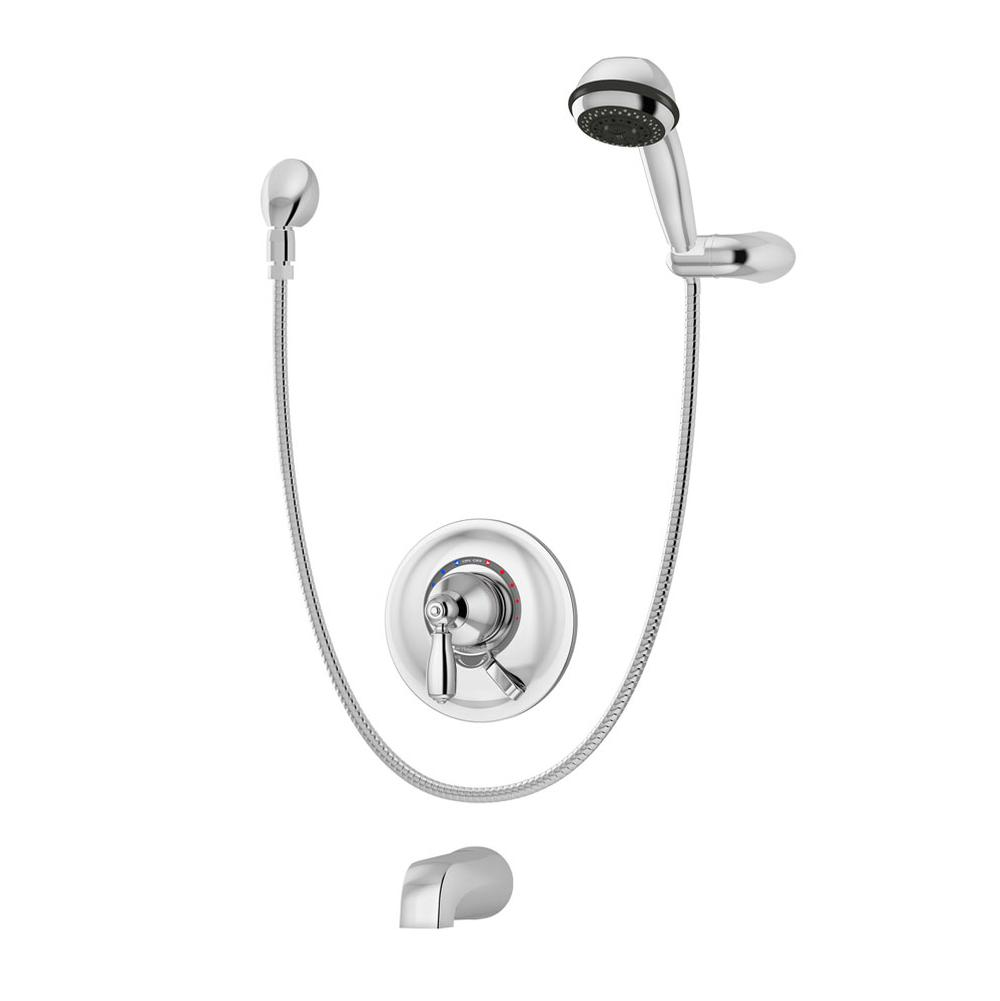 Symmons  Tub And Shower Faucets item S-4704-H323-V-STN-X