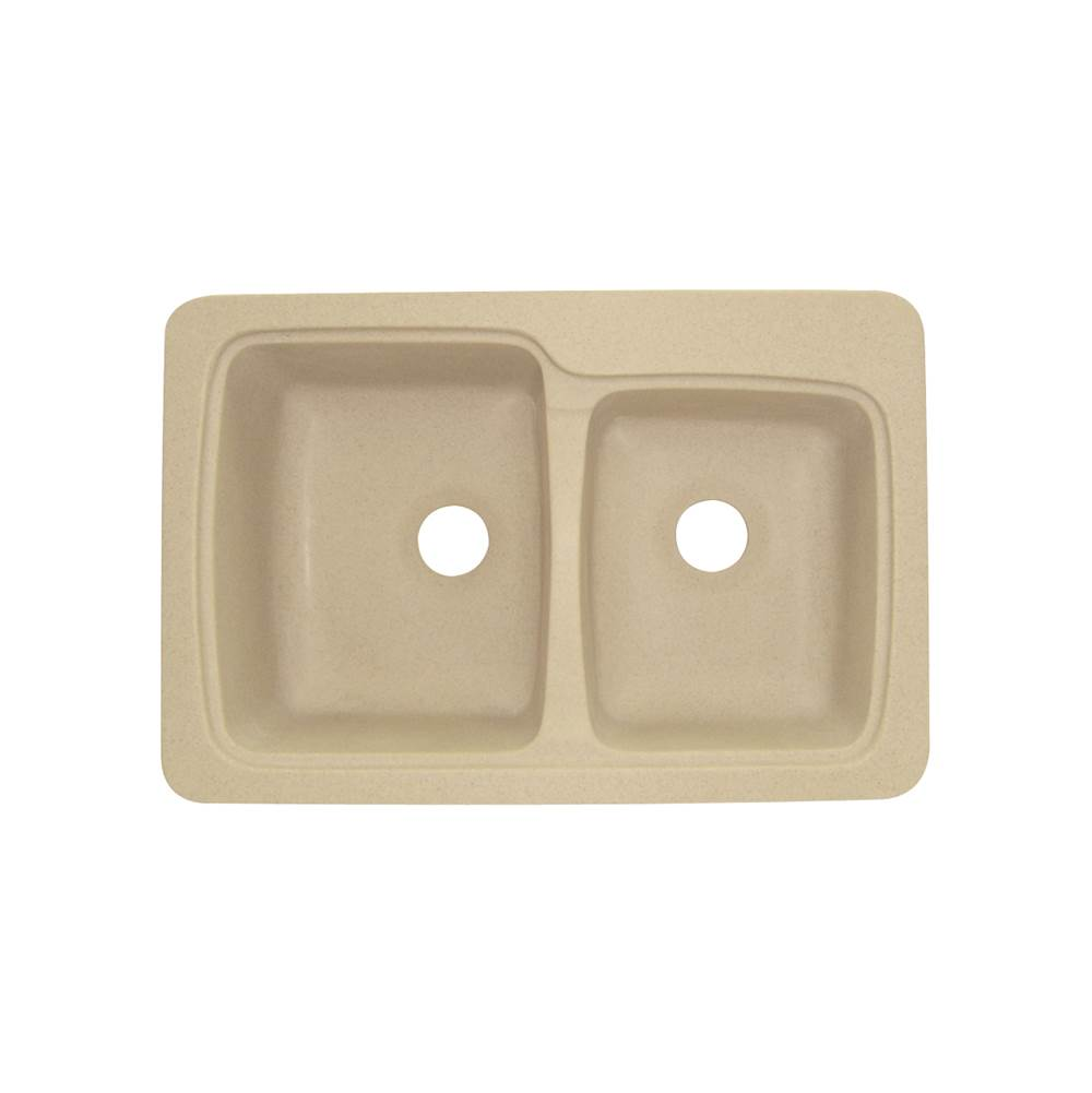 Transolid Self Trimming Kitchen Sinks item KDT33226-67