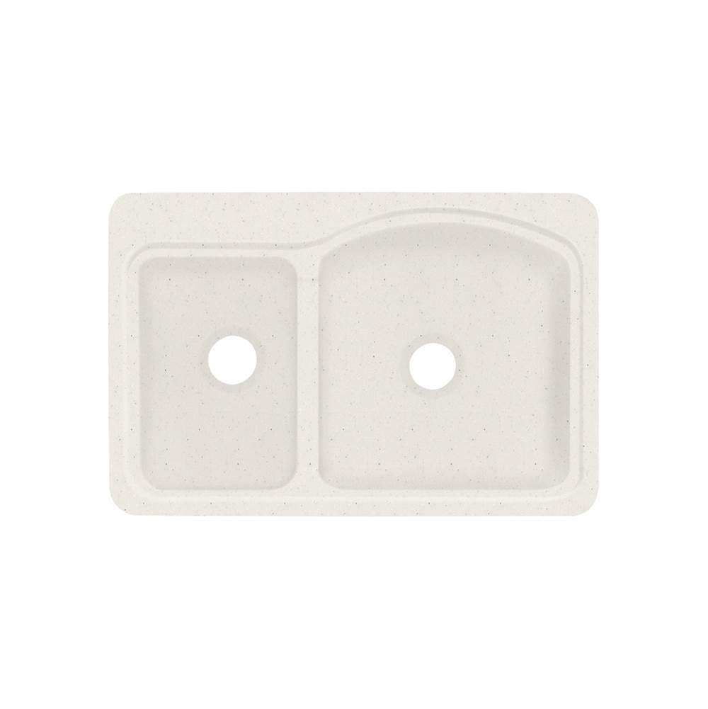 Transolid Self Trimming Kitchen Sinks item KDT33228-68
