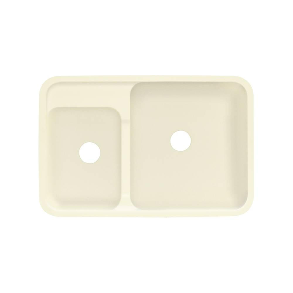 Transolid Undermount Kitchen Sinks item KDU3221-08