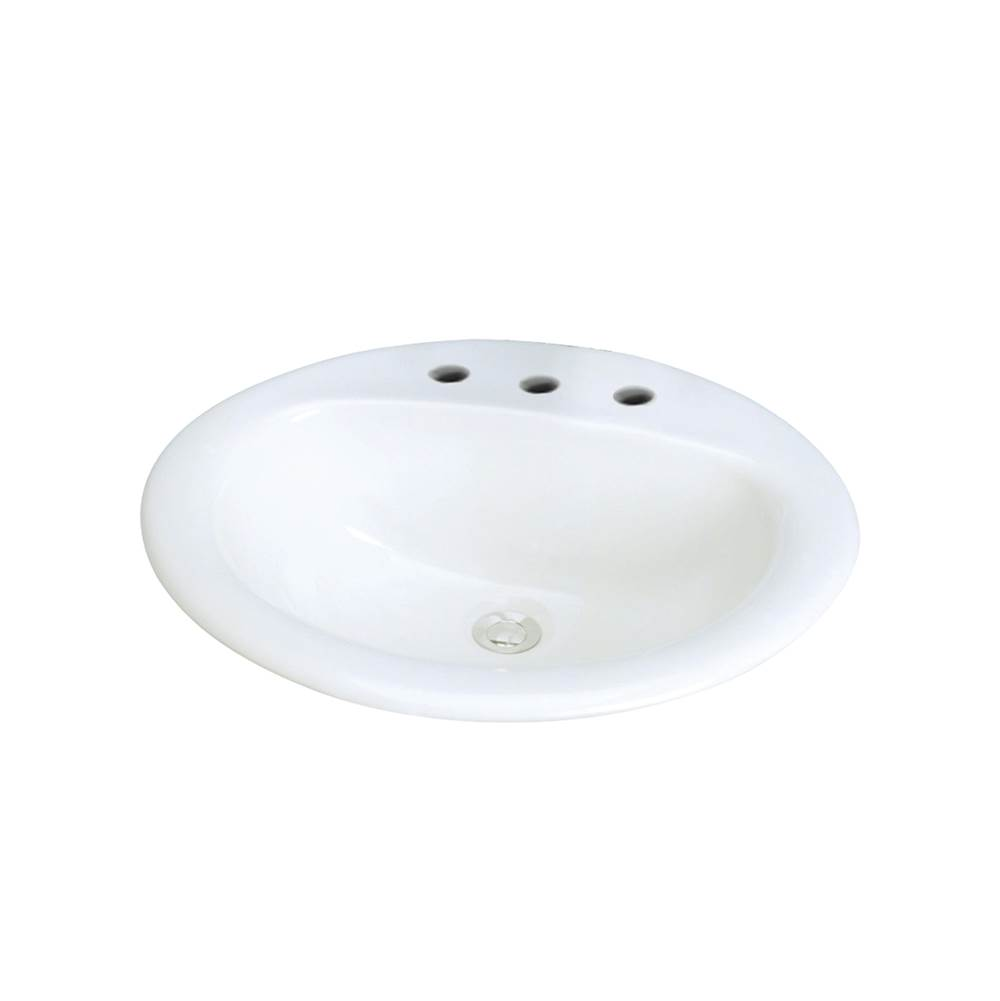 Transolid Drop In Bathroom Sinks item TL-1558-01