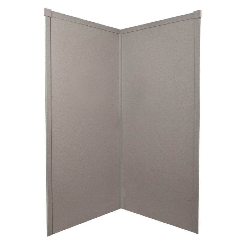 Transolid Shower Wall Shower Enclosures item WK36NE72-B0
