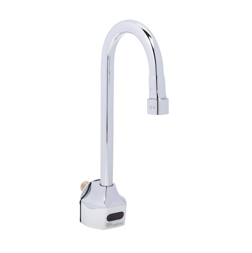T&S Brass Single Hole Bathroom Sink Faucets item EC-3101-LF22