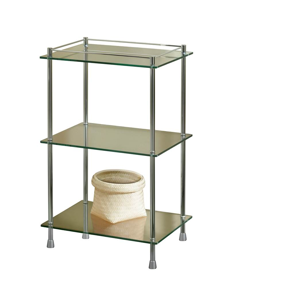 Valsan Shelves Bathroom Accessories item 57406NI