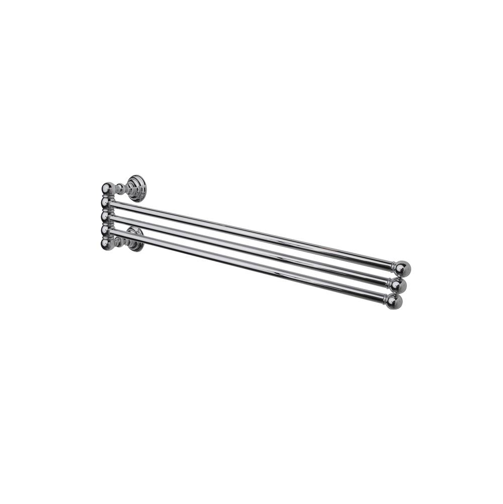 Valsan Towel Bars Bathroom Accessories item 66370CR