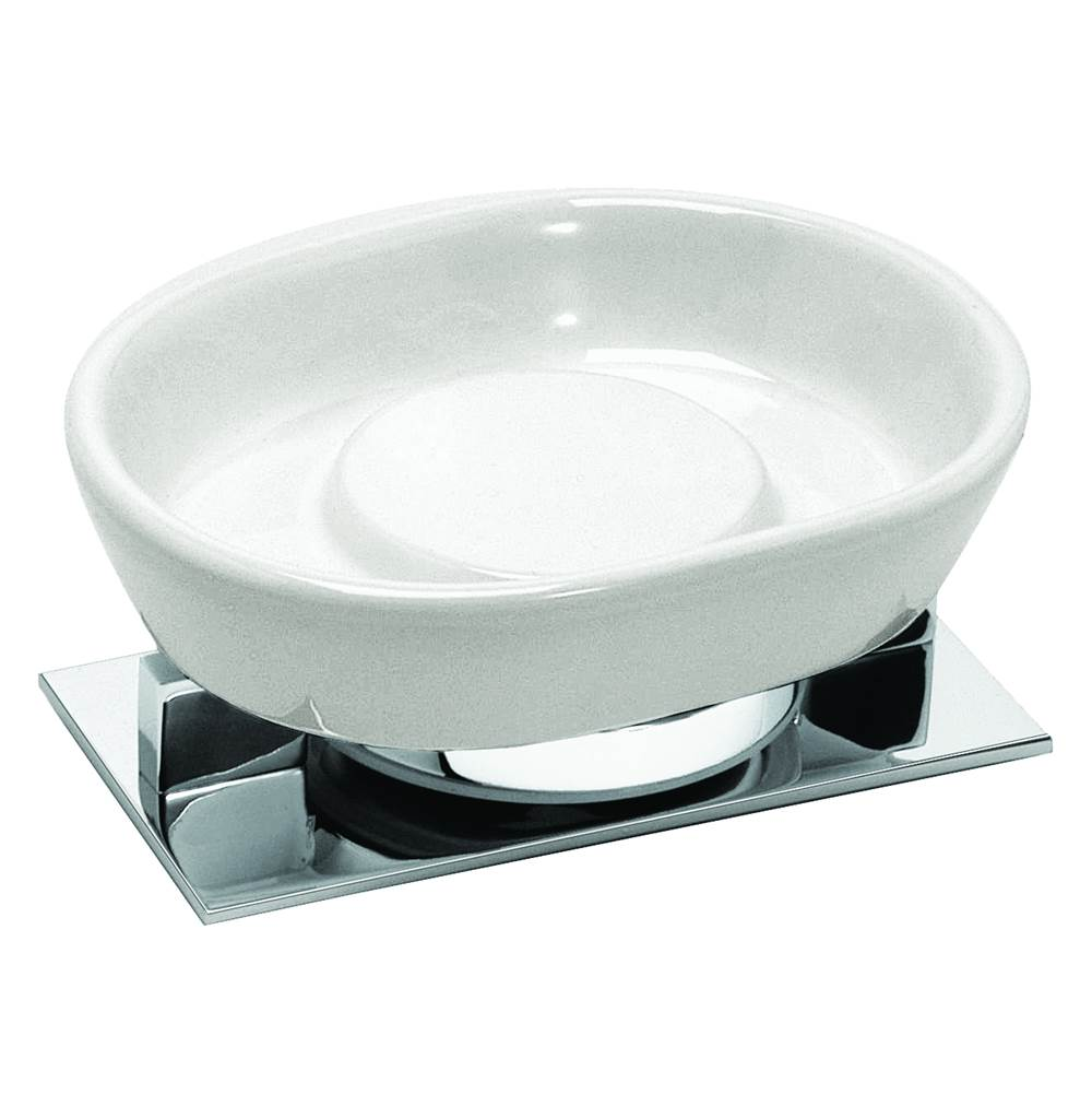 Valsan Soap Dishes Bathroom Accessories item PS635NI