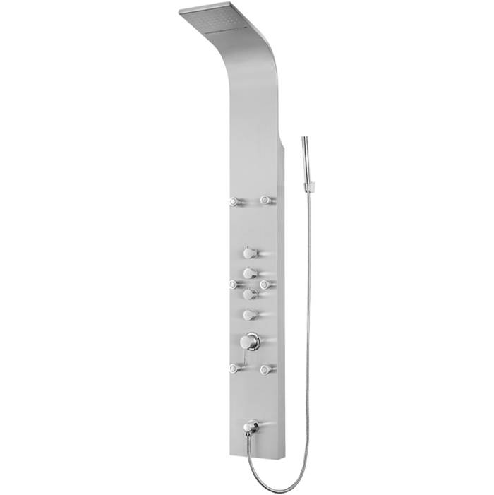 Valley Acrylic Shower Panels Shower Systems item 887902