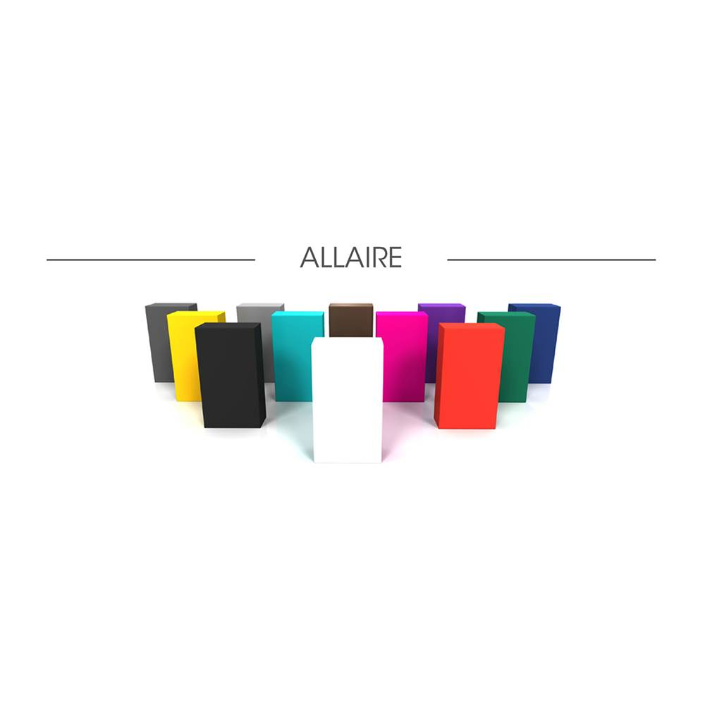 Valley Acrylic  Bathroom Accessories item ALLAIRE-CM (Colour)