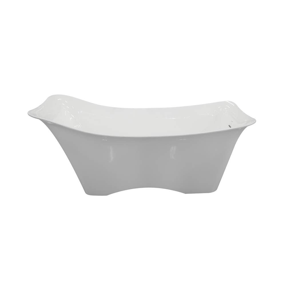 Valley Acrylic Free Standing Soaking Tubs item GLAM-VAA
