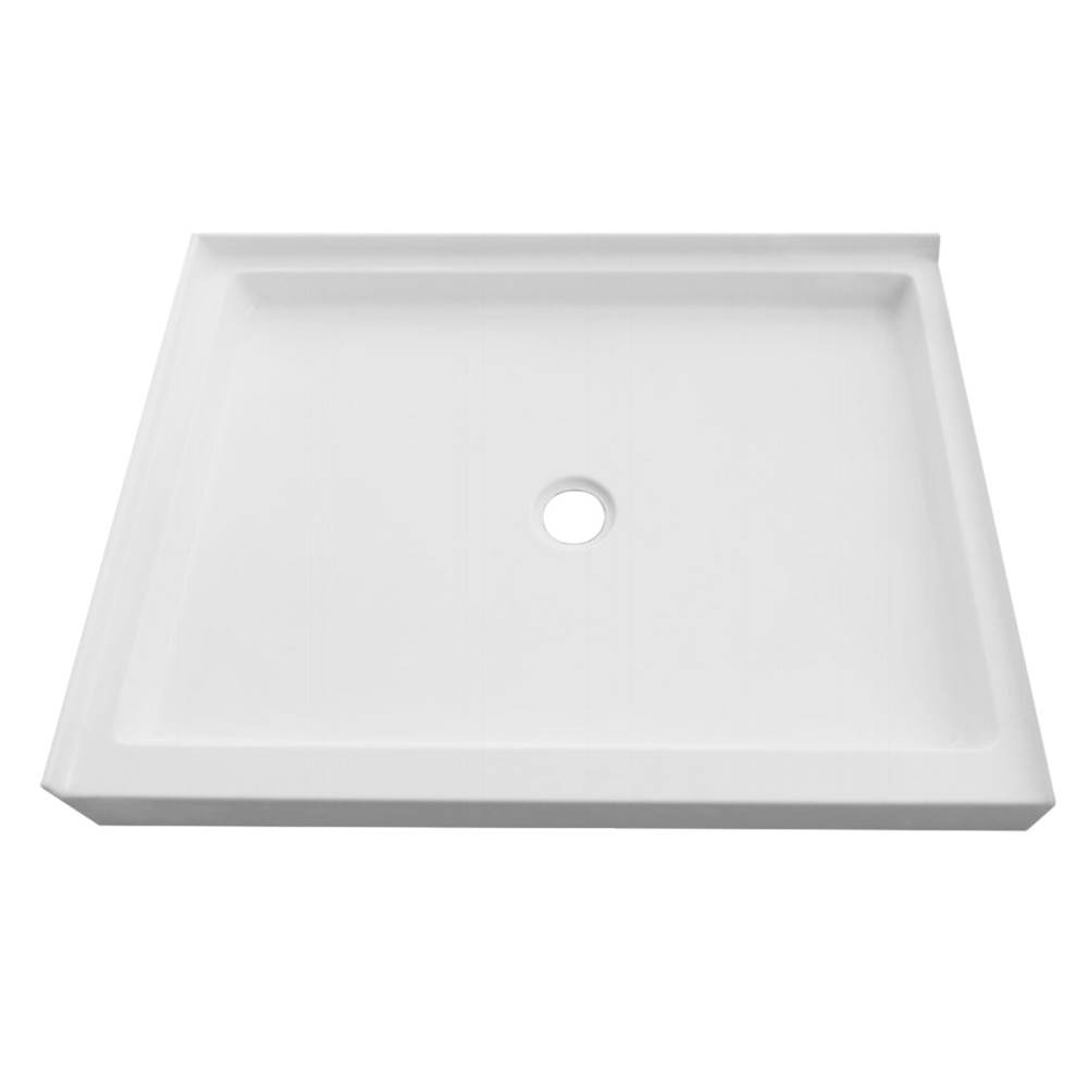 Valley Acrylic  Shower Bases item SBDT3636-DBL