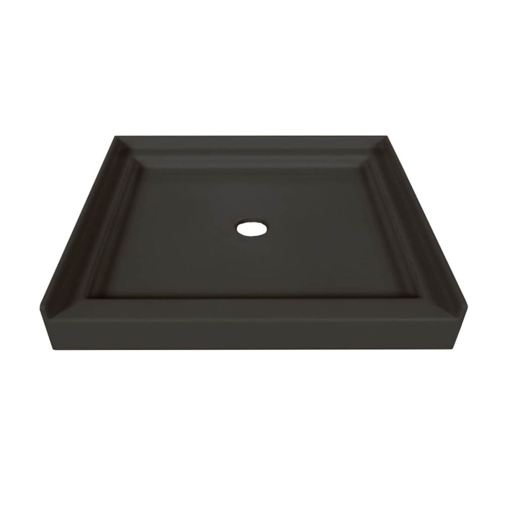 Valley Acrylic  Shower Bases item SBST3632-SGL-BLK