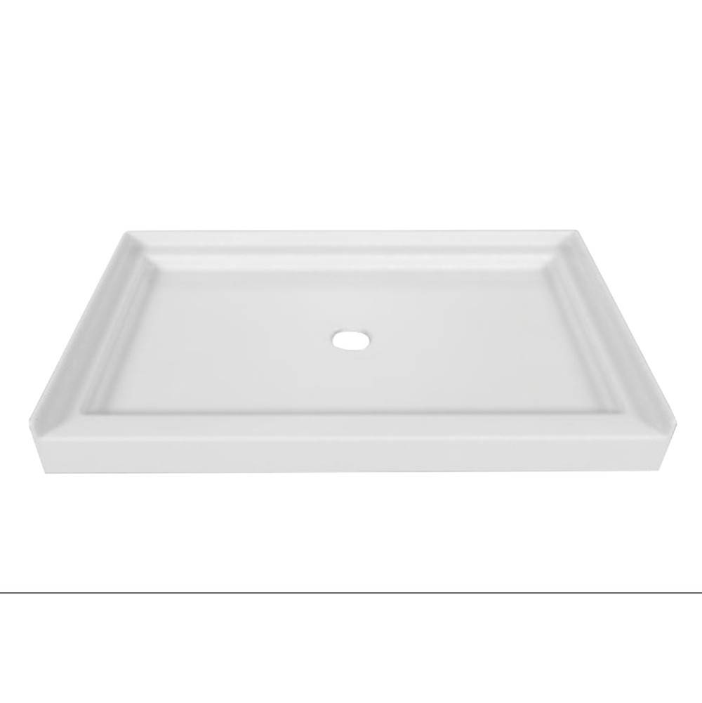 Valley Acrylic  Shower Bases item SBST4832-SGL-TXB